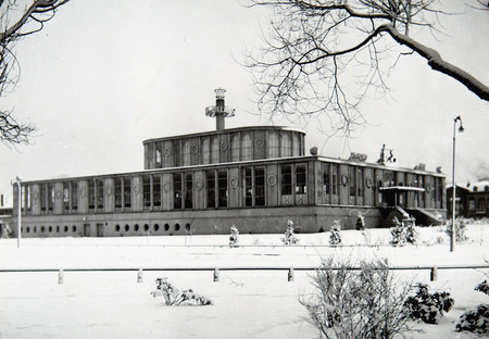 De Holland, winter 1940